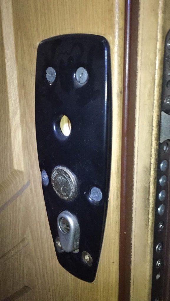 """дверной замок """"Mul-t-lock"""""""